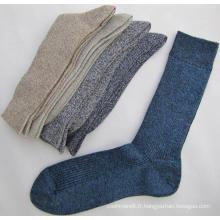 Chaussettes De Stockage De Coton (MA043)