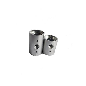 Piezas de mecanizado de metal CNC de precisión de 5 ejes personalizados