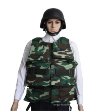 MKST651 Series Standard Protection With Float  Tactical Bulletproof Vest Prices