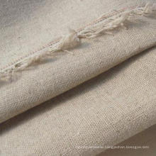21s Linen Cotton Fabric, Cotton Linen Plain Woven Fabric