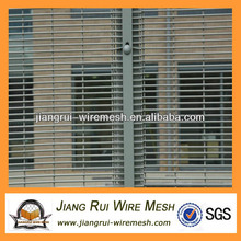 outdoor galvanized 358 security fence mesh