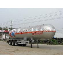 LPG semi-trailer Large volume 3 axle vehicle