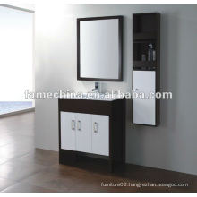 2013 White and Black Color Bathroom Cabinet (FM-S8009-8010)