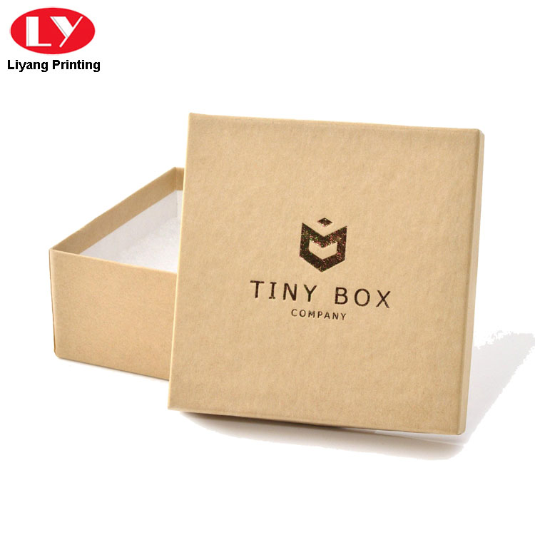 Kraft Paper Box For Prefume