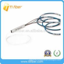 1X64 PLC Singlemode G657A2 250um bare fiber optic splitter