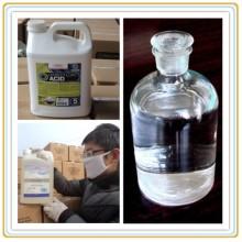 Соляной неорганической кислоты с промышленными КАС марке № 7647-01-0