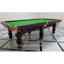 Economic 8ft MDF billiard table,classic type cheap pool tables on sale