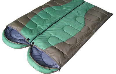 Envelope Sleeping Bag for camping