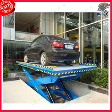 Used hydraulic scissor garage car lift