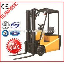 Hadling diferentes toneladas manual de empilhadeira elétrica elétrica +8618637188608