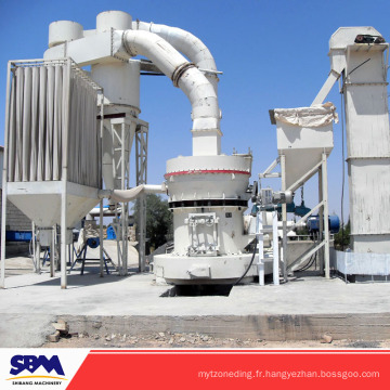 machine de broyage pour poudre de pyrophyllite