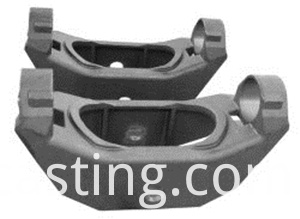 Investment Casting Of Petroleum Parts