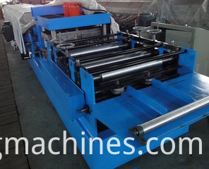 Z Shaped Steel Purlin Roll Forming Machine