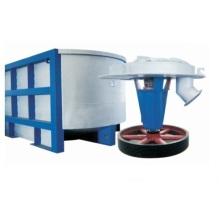 Hydrapulper para planta de fabricación de papel