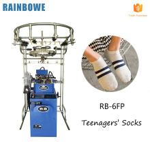 new design fully computerized jacquard socks making machine