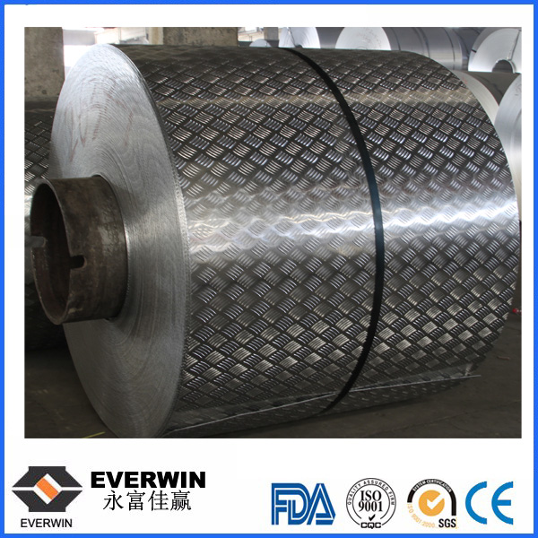 five bar aluminum coil