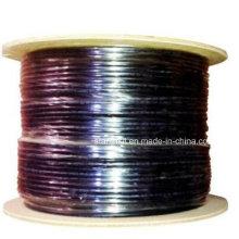 350 MHz UV Jacket Outdoor UTP Cat5e Bulk Ethernet Cable