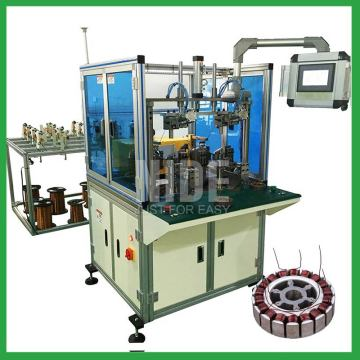 Automatic Electric balancer coil winding machine