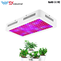 Aluminio Grow Light LED Full Spectrum para invernadero