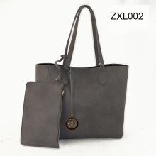 Горячий продавать Новый дизайнер Леди мода шопинг путешествия плечо PU сумки Zxl002