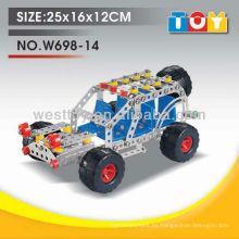Juguete del jeep de la aleación del juguete de la inteligencia para los cabritos