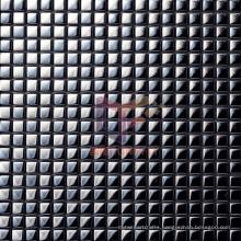 Titanium Glass Crystal Mosaic Mosaic (TC308)