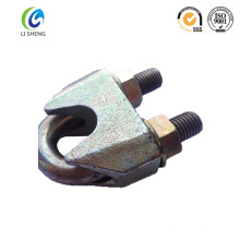 Galvanisierte Stahldraht-Seil-Klipps DIN1142