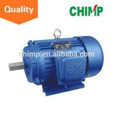 Motor elétrico da indução assíncrona trifásica pequena da CA da série 5.5KW de Y