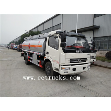 Dongfeng 5000L Capacity Oil Tank Trucks