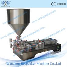 Pneumatic Stainless Steel Semi-Auto Paste Filling Machine
