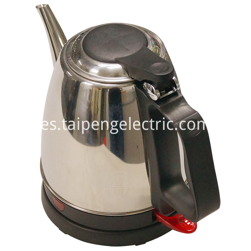 Stainless steel kettles electric