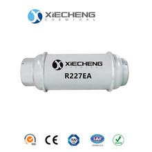 New Fire extinguishing agent R227ea cylinder packing