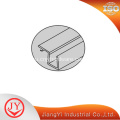 Bathroom glass shower screen seal glass seal