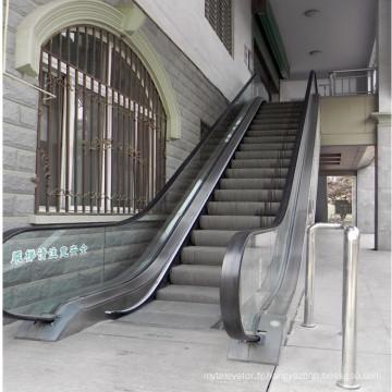 Escalator d'extérieur électrique pour passager à prix d'usine