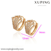29576 Xuping Jewelry Imitation Woman Earring For Good Design