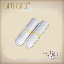 Fábrica feminina absorvente super médica dos tampões de Digitas da categoria médica