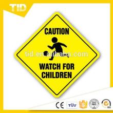 sinais de trânsito, segurança das crianças