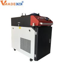 Máquina de soldadura de metal por láser de fibra 1000W