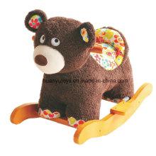 Suministro de fábrica Rocking Horse Toy-Bear Rocker