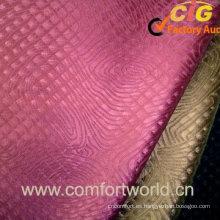 Semi-pu de imitación de cuero para el bolso y el sofá