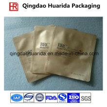 Красочные Pringting Пластичные Три Уплотнения Маска Для Лица Прокатанные Мешки Упаковки