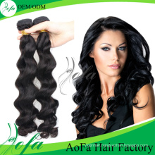 High Quality Remy Hair Weaving Weft Manufactory