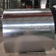 dx51d z140 galvanized steel coil