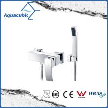 Montagem na parede Chromed Single Handle Two Holes Shower Faucet (AF6004-4)