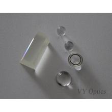 Prisma de pirâmide de vidro B270 com revestimento metálico para instrumento óptico da China
