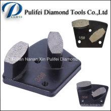 Meulage de sol en béton Frankurt Meule de meulage abrasive en diamant