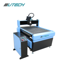 Cheap 6090 mini máquina gravador de metal cnc