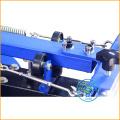 Wirtschaftlichen 4-Farben Siebdruckmaschine für Verkauf