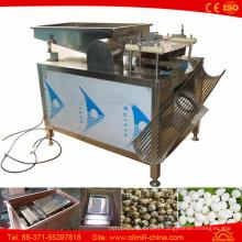 100-150 Kg Per Hour Quail Egg Peeler Peeling Machine