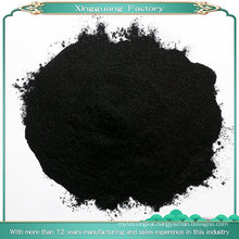 China Manufacturer of Wood Adsorbent Activated Carbon Powder